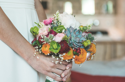 wedding flowers 530 x 350